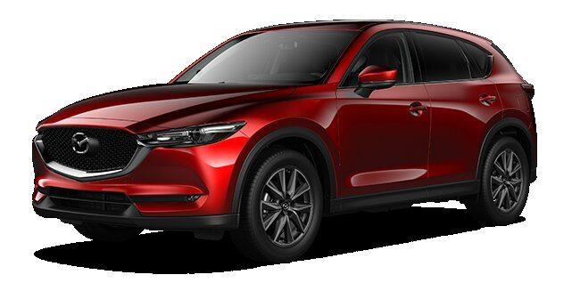 2018 Mazda Cx 5 Gs Awd