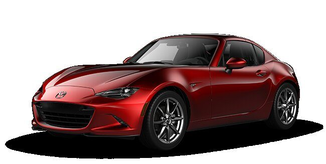 2019 MAZDA MX-5 RF GS 6-SPEED MANUAL